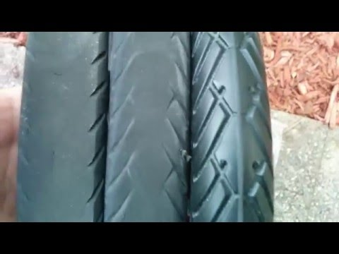 Tannus Tires for Brompton Bicycle – Checking out tread wear – Puncture Proof Tires