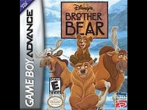 rom gba frere des ours