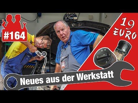 Golf GTI verliert Kühlwasser | China-VW-Lichtschalter für 19 Euro!
