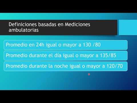 Complicaciones y los resultados de la enfermedad hipertensiva