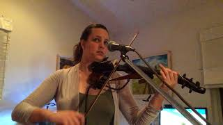 """Everything but the Girl """"25th of December"""" - Electric Violin Looping Cover"""