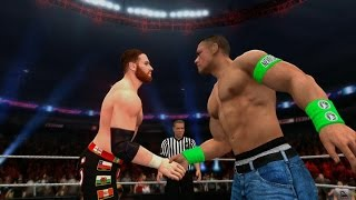 WWE 2K15 Who Got NXT - Proving Ground Full Walkthrough 1080p HD