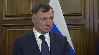 «Хабаровский край - это точка роста» – Зампред  Правительства РФ Марат Хуснуллин