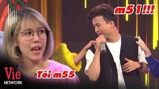 HuyR bất ngờ xuất hiện hát Anh Thanh Niên, cà khịa chiều cao Hậu Hoàng   Kỳ Tài Thách Đấu Mùa 4