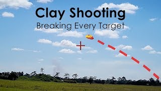 Heres How To Shoot Sporting Clays - 15 Different Stations - By ShotKam Gun Camera