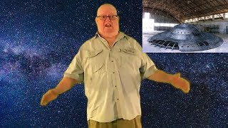 Former Area 51 Worker Says He Piloted UFO