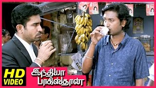 India Pakistan Tamil Movie | Full Comedy Scenes- Part 2  | Vijay Antony | Sushma Raj