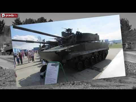 Russia's New Secret Weapon: Self-propelled Artillery System Lotus.  New Russian Weapons