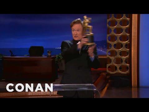Conan uděluje ceny pro diváky #1