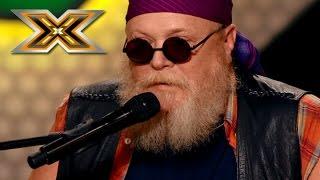 Овчаренко Александр. «Holy Moses» Elton John. Х-фактор 6. Восьмой кастинг