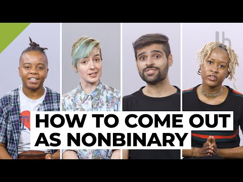 Nonbinary People Share Their Advice On Coming Out