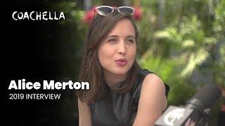 Coachella 2019 Week 1 Alice Merton Interview
