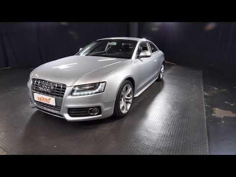Audi S5 Coupé 4.2 V8 FSI Quattro - 354hv, Coupe, Manuaali, Bensiini, Neliveto, CGN-781