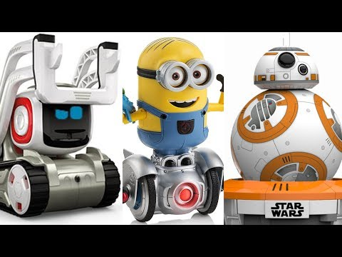 Best 5  Robot Toys 2017 / Robotic For Kids, You Will Intend To Buy #15