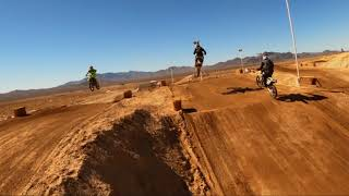 Motocross & FPV Racing Drone - Sandy Valley Motocross