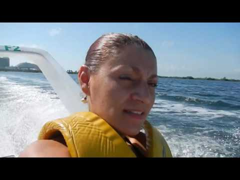 Speed Boat- Jungle Tour Boat Ride Cancun Mexico