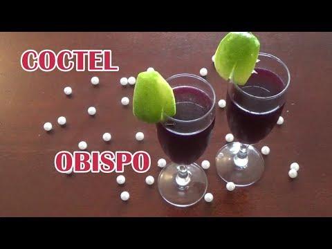 Coctel - Obispo | Bebida para San Valentín