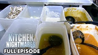 Gordon SHOCKED Over 'Italian' Restaurant's Food | Kitchen Nightmares FULL EPISODE
