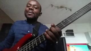 Guitare Basse Tango Naye Pasteur Moise Mbiye