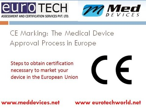 CE Marking for Medical Devices - YouTube