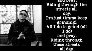 August Alsina - Grind and Pray
