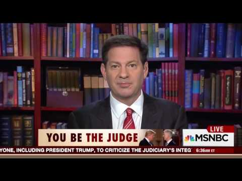 """NBC's Mark Halperin: Gorsuch Is A """"Good Pick"""" Who Is """"Doing Well"""" And Is """"Well Prepared"""""""