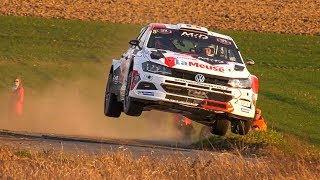 Rally Haspengouw 2019 Highlights & Action! Part 1/2 (23 02 2019)