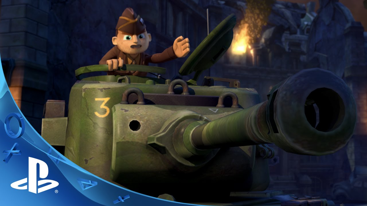 World War Toons Unveils a Symphony of Chaos in New Trailer