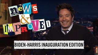 News & Improved: Biden-Harris Inauguration Edition