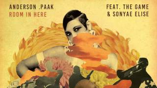 Anderson .Paak   Room In Here (feat. The Game & Sonyae Elise)
