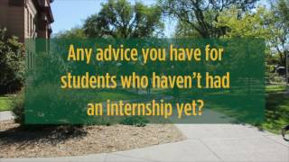 NDSU Career Center Internship Spotlight: Rachel Wells