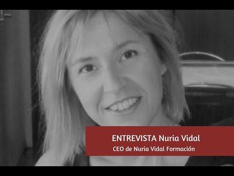 Entrevista Nuria Vidal, CEO de Nuria Vidal Formación[;;;][;;;]
