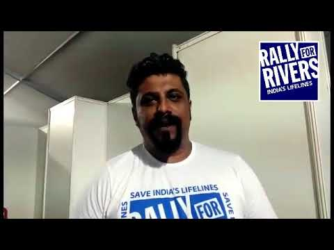 Raghu Dixit for Rally for Rivers