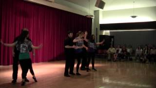 Group Dance DWTS - Moves Like Jagger