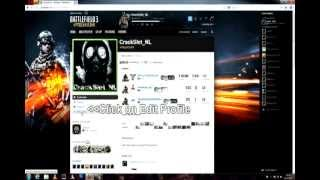 howto add a clan tag battlefield 3
