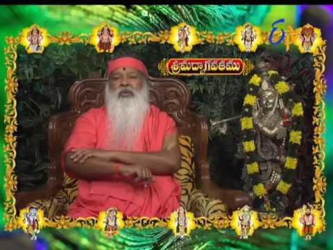 Srimadbhagavatam | Aradhana | 19th  October 2016 | ETV Telugu