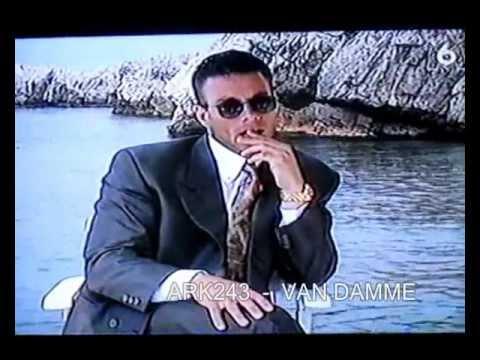 Jean Claude Van Damme _ ( RARE ) CINE 6   PART 2
