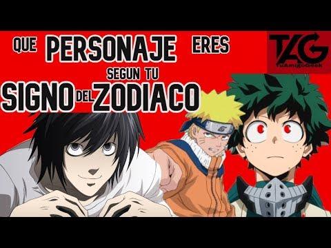 Descargar Que Personaje De Anime Eres Segun Tu Signo Mp