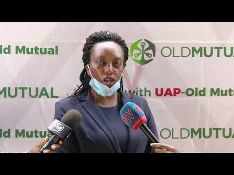 MTN, UAP donate to COVID-19 fund