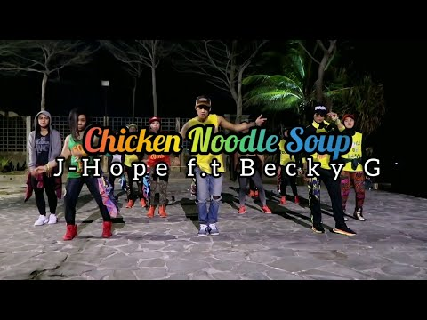 J-Hope - Chicken Noodle Soup (feat. Becky G) | ZUMBA | FITNESS | K-POP | DANCE | At Aston Balikpapan