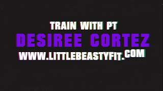 TRAIN WITH THE BEST - NASM Personal Trainer Desiree Cortez