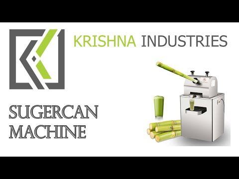 SUGARCAN MACHINE