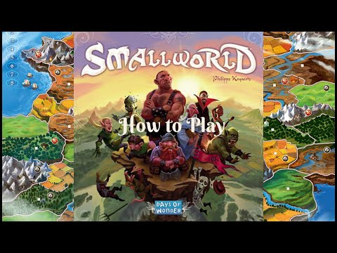 How to Play: Small World