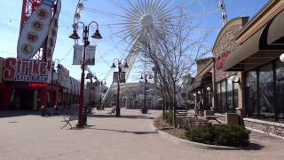 preview picture of video 'Niagara Falls.Downtown. Part-1.'