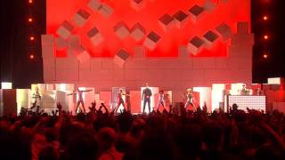 Pet Shop Boys - It's a Sin (live) 2009 [HD]
