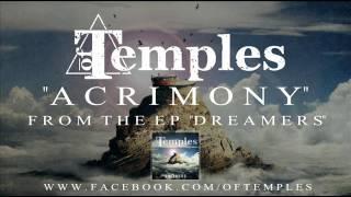"""Of Temples - """"Acrimony"""""""
