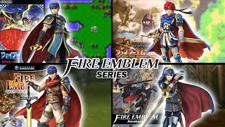 Fire Emblem Series Intros and Gameplay 1990 - 2017 [Fire Emblem 1 to Fire Emblem: Warriors]