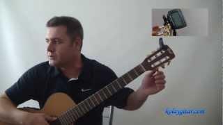 Gitarda Dijital Akord Cihazının Kullanımı