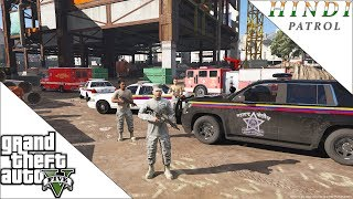 GTA 5 MILITARY PATROL HINDI #48