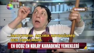 En Ucuz Karadeniz Yemekleri